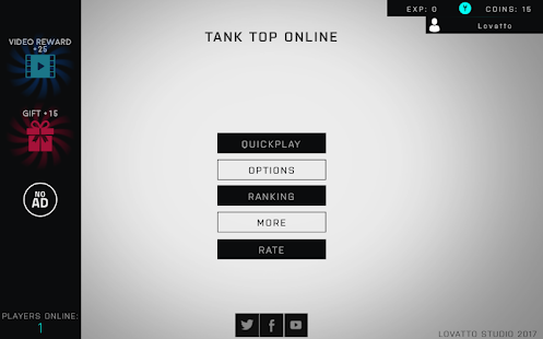 Tank Top Online - náhled