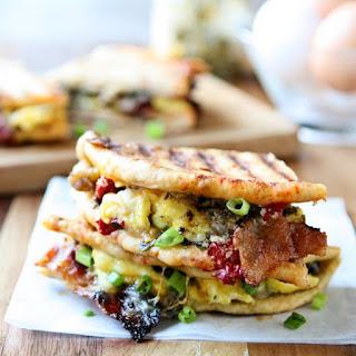 Breakfast Panini (Fast!)