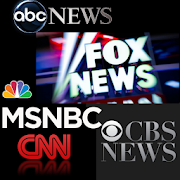 MSNBC FOX CBS CNN ABC NBC  News 2.0