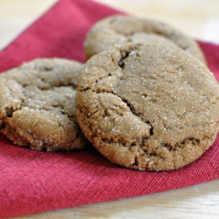 Amish Molasses Cookies.