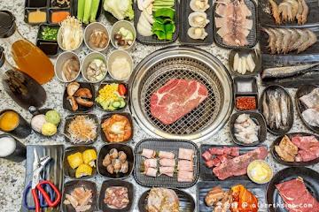 Oh!Yaki 日式精緻炭火燒肉 中壢店