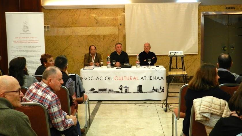 Última asamblea celebrada por parte de la Asociación Cultural Athenaa.