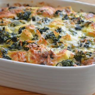 Egg Strata No Meat Recipes