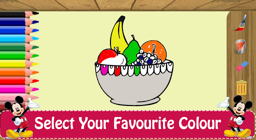 Coloring Book for Kids - Drawing & Learning Game 1.2 screenshots 3
