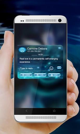 無料个人化Appのクリスタルユニコーン GO SMS|記事Game