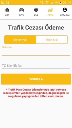 HGS - Online Bakiye Yükle screenshot 4