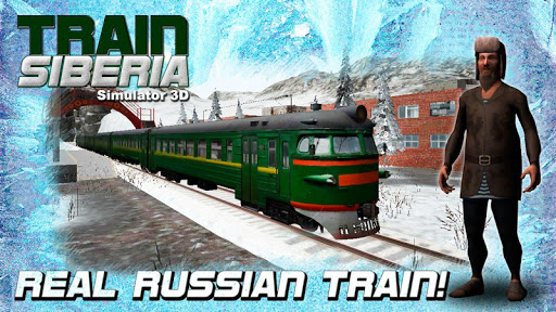 Train Simulator 3D: Siberia