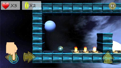 Planet Ball Bounce  screenshots 2