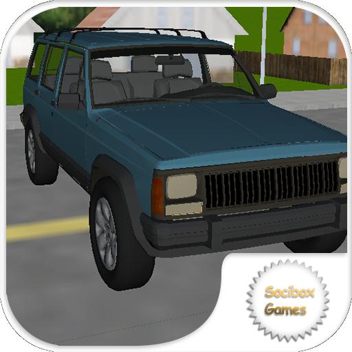家庭吉普停車 模擬 App LOGO-APP試玩