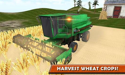 Logging Truck Farm Simulator