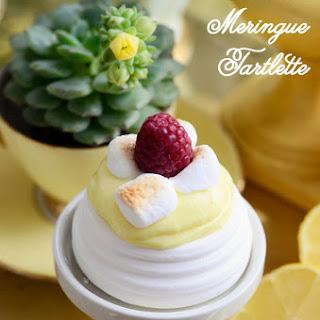 Lemon Meringue Tart {Easter Dessert}.