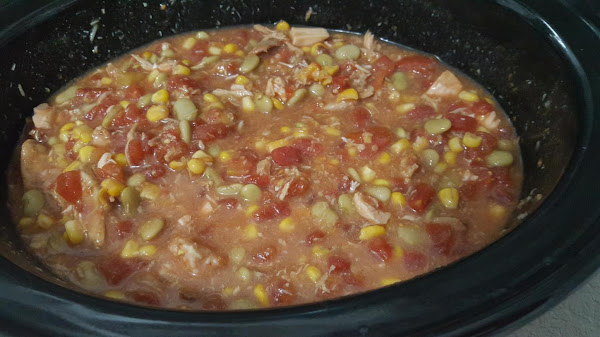 Simple Brunswick Stew Recipe