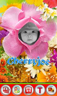 Photo Flower Frames - screenshot thumbnail