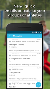 Sportlyzer Coach Diary screenshot 6
