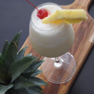 The Original Recipe of the Piña Colada