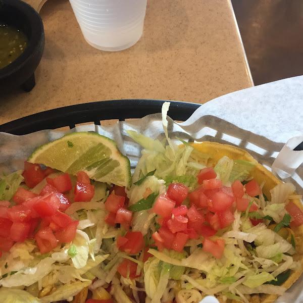 Photo from El Carrito Tacos
