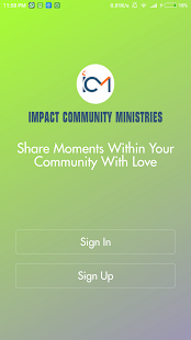 Impact Community Ministries - náhled