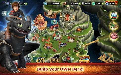 Dragons Rise of Berk MOD APK 1.55.14 1