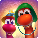 Yumsters! Free - Color Match Puzzle game icon