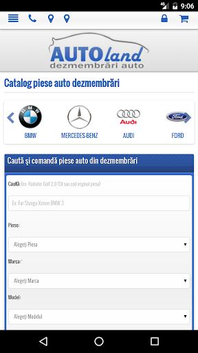 Dezmembrari Auto România