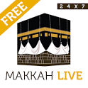 Makkah Live 🕋 with Floating Player icon