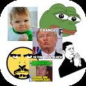 Meme Stickers - WAStickerApps icon