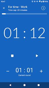 Workout timer: Crossfit WODs Premium Mod Unlocked 1