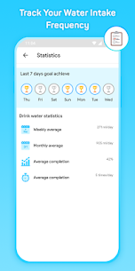 Water Tracker: Water Drinking Reminder App 3