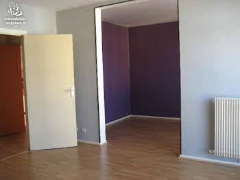 Appartement 4 pièces 69,48 m2