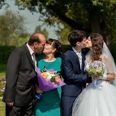 Wedding photographer Irina Zagumennova (Zagumyonnova). Photo of 17.11.2016