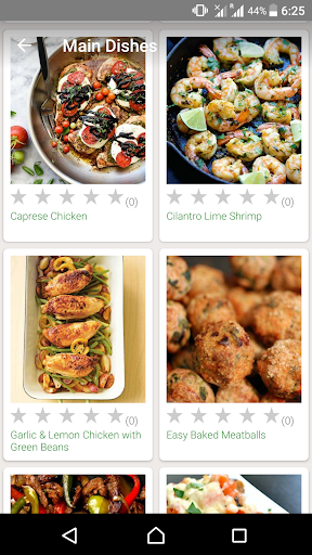 Weight Loss Recipes Screenshot