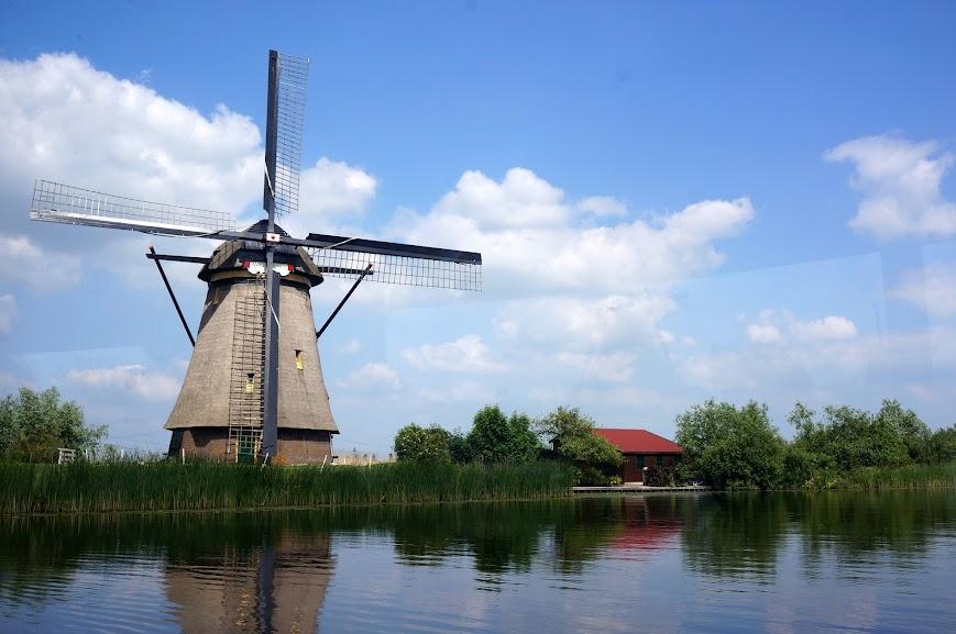 Kinderdijk, Holland (2014)