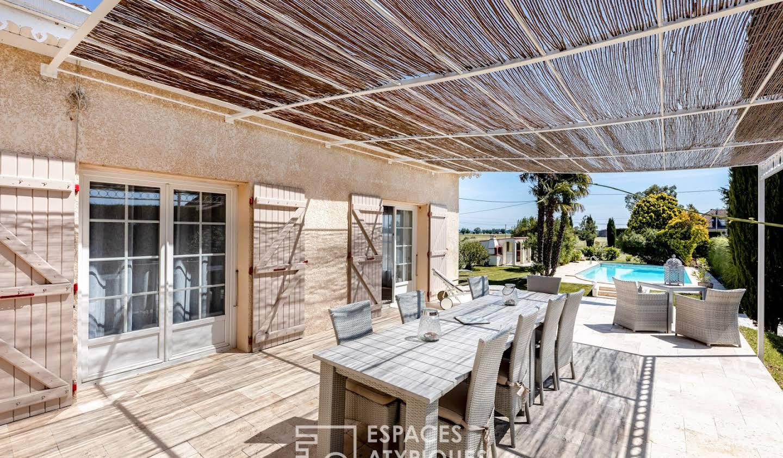 Maison avec terrasse Aussonne
