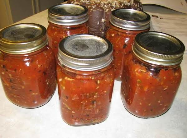 Fire Roasted Salsa. Once You Try It You Will Be Hooked!