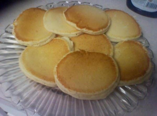 Pancakes! Recipe