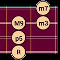 DG Mandolin Chord Patterns icon