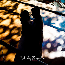Wedding photographer SHIRLEY ZAMUDIO (shirleyzamudio). Photo of 22.07.2015