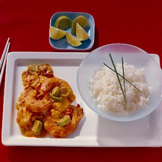 Meeresfrüchte-Curry (Malu Curry)