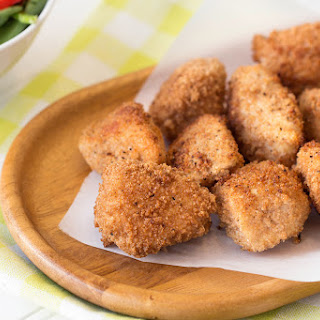 Clean & Hungry Chicken Nuggets.