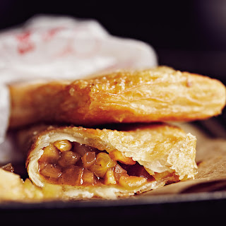 Dale Talde's Mickey D's–Style Fried Apple Pies.