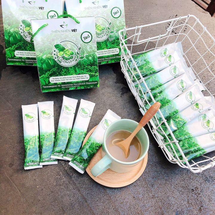 Cà phê xanh kháng mỡ thiên nhiên việt giúp mọi người giảm nguy cơ mắc bệnh tiểu đường