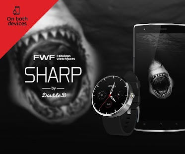 Sharp Classic Watch Face- screenshot thumbnail