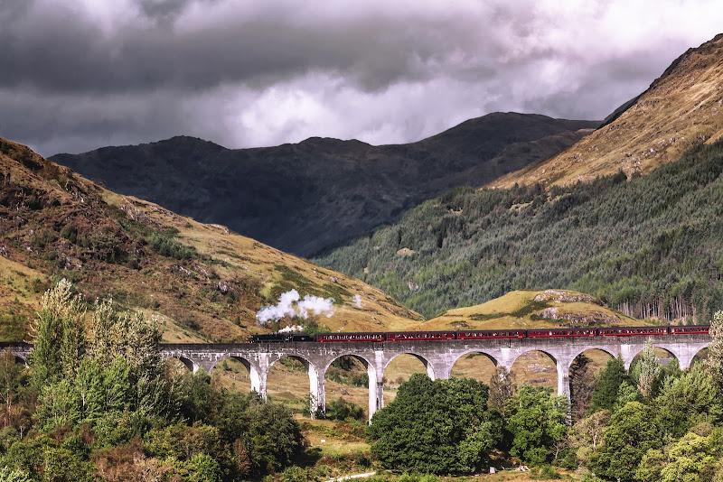 In viaggio verso Hogwarts di Cho