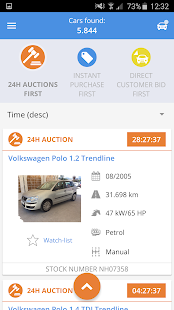 AUTO1.com- screenshot thumbnail