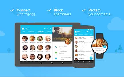 Contacts + Screenshot 1