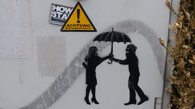 Photo: Stencil; Unknown Artist