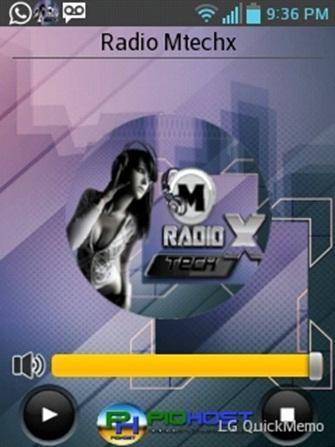 Rádio Mtechx