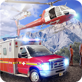 Rescue Ambulance & Helicopter