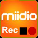 miidio Recorder icon