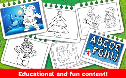 Christmas Coloring Book - Android Apps on Google Play